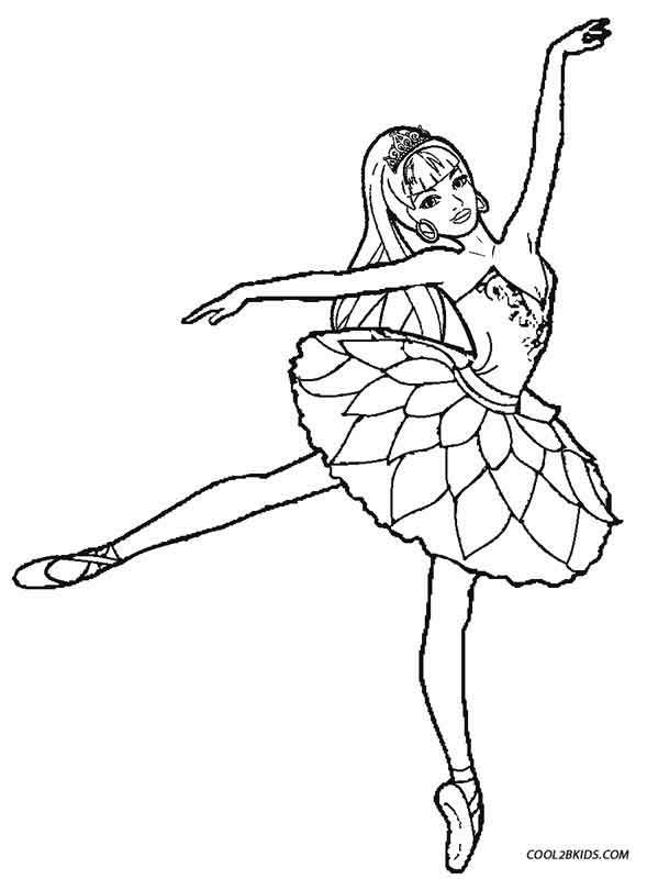 ballet coloring pictures ballet coloring pages kidsuki coloring pictures ballet 1 1