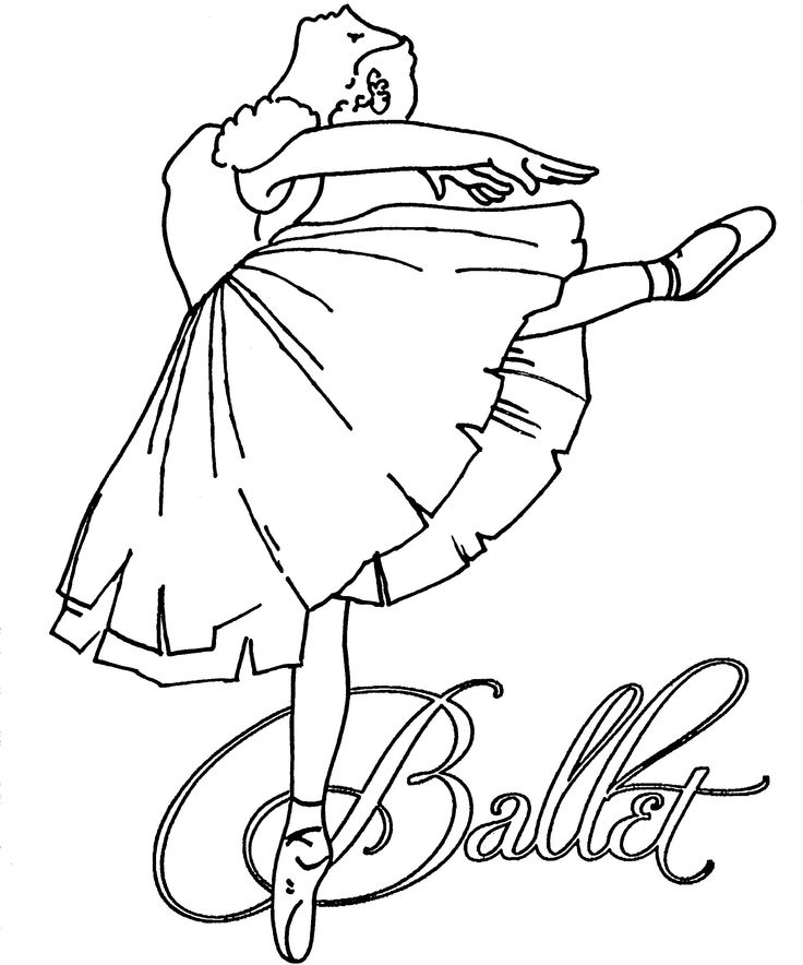 ballet coloring pictures free coloring pages ballerina coloring pages ballet coloring pictures