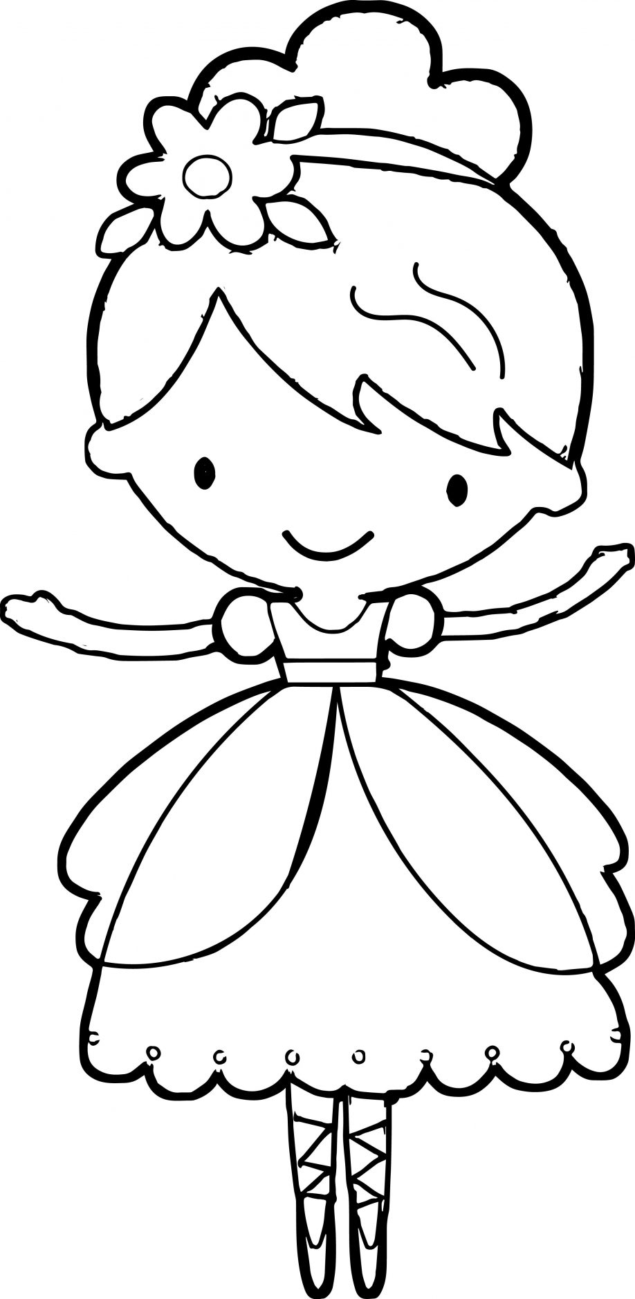 ballet colouring pictures ballet coloring pages coloringpages1001com colouring ballet pictures