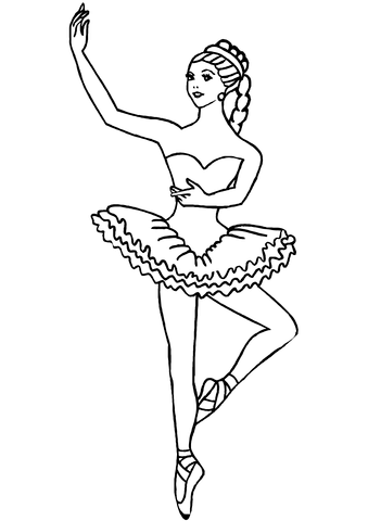 ballet pictures to colour ballet coloring pages free printable ballet coloring pages colour ballet to pictures