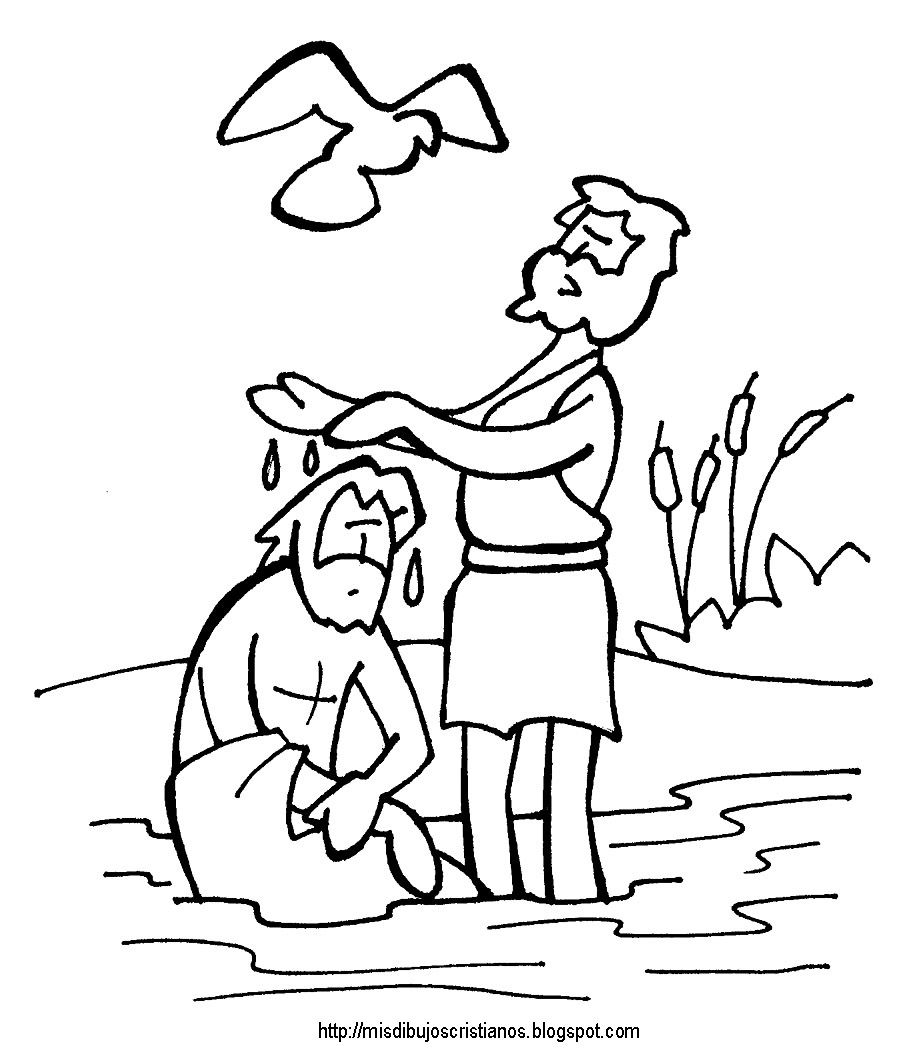 baptism of jesus coloring page baptism of jesus coloring page page of coloring baptism jesus