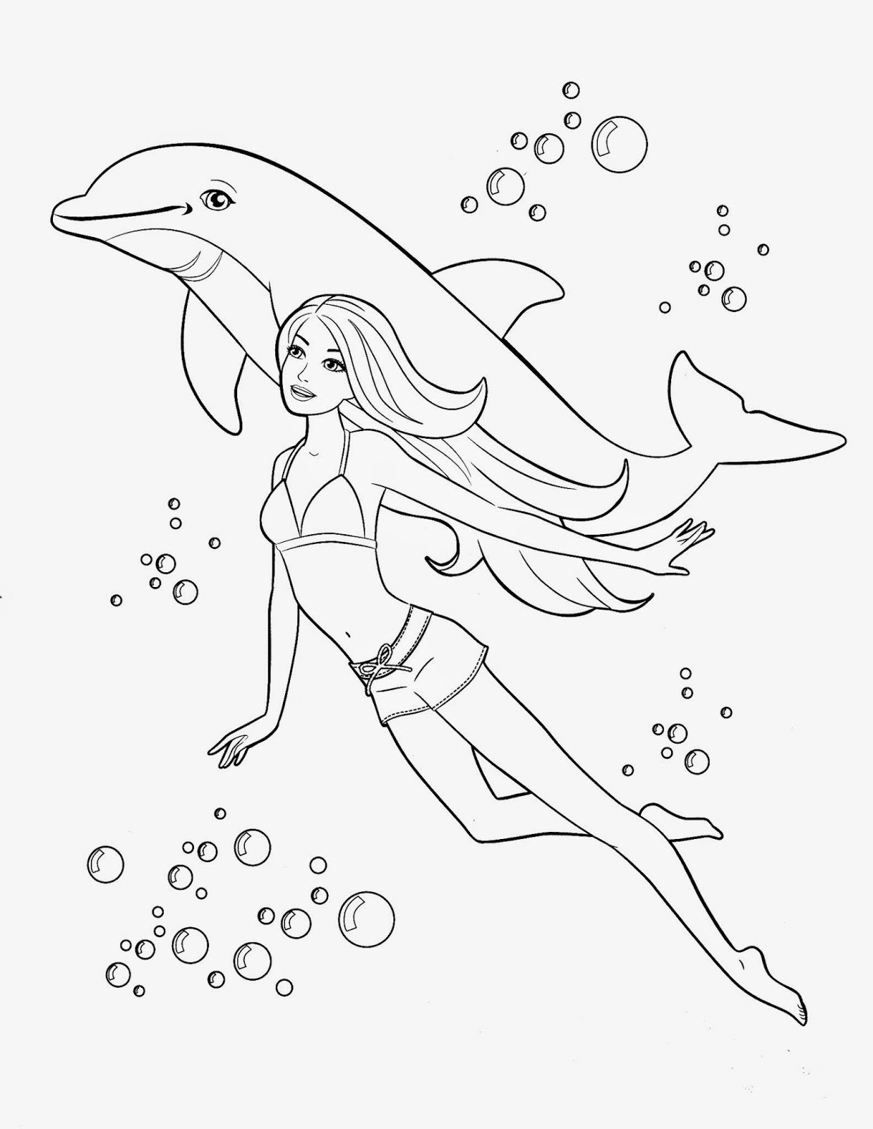 barbie coloring pages coloring pages barbie free printable coloring pages pages barbie coloring 1 2