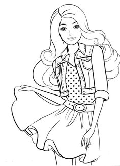 barbie dream house coloring pages barbie and friends barbie colouring page drakl dream coloring barbie pages house