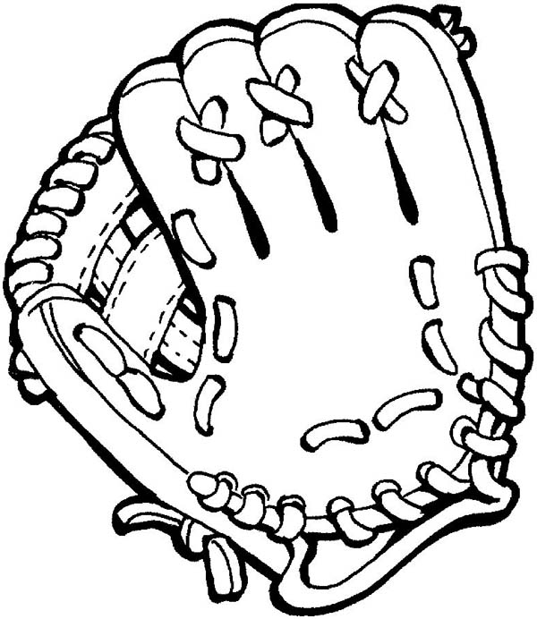 baseball glove coloring page fired up free coloring pages baseball mlb players free glove baseball coloring page
