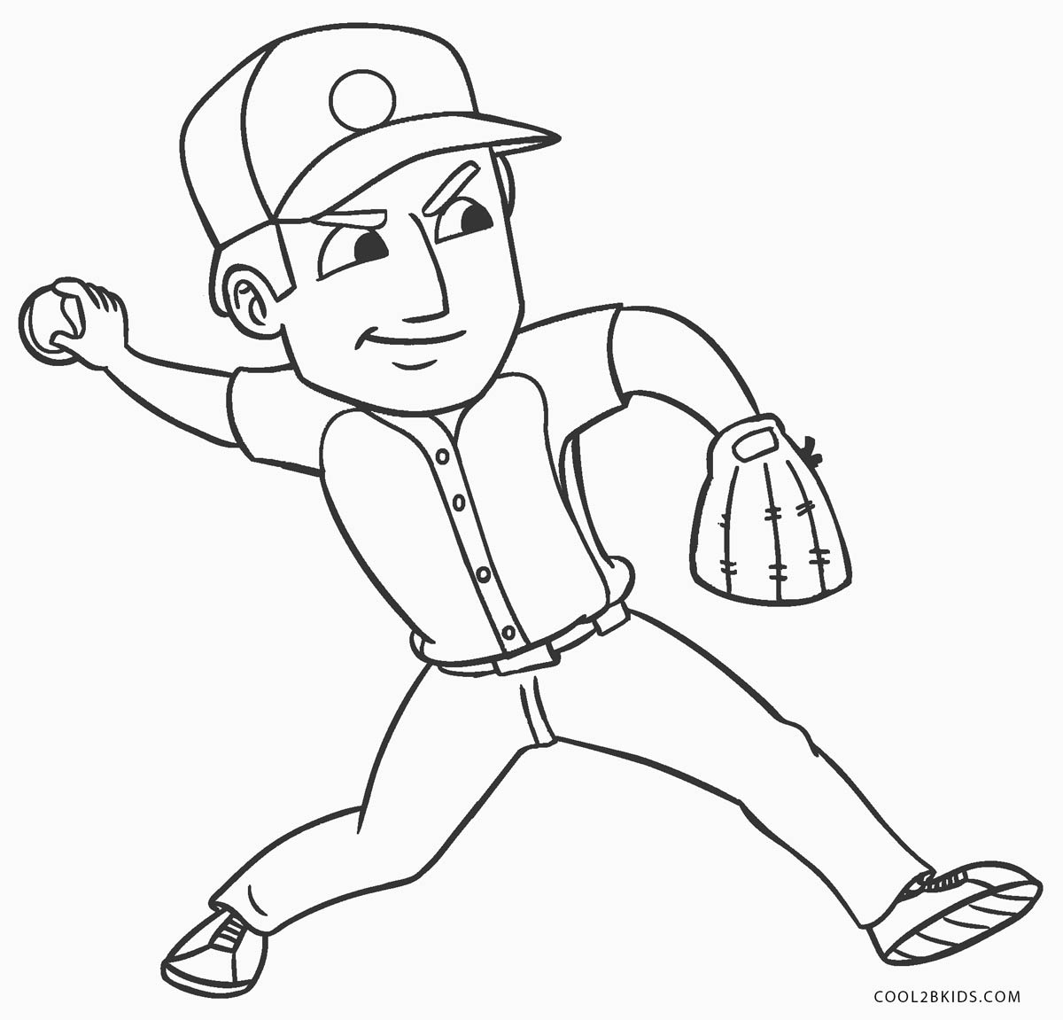 baseball player coloring pages baseball player coloring pages coloring pages to baseball coloring player pages
