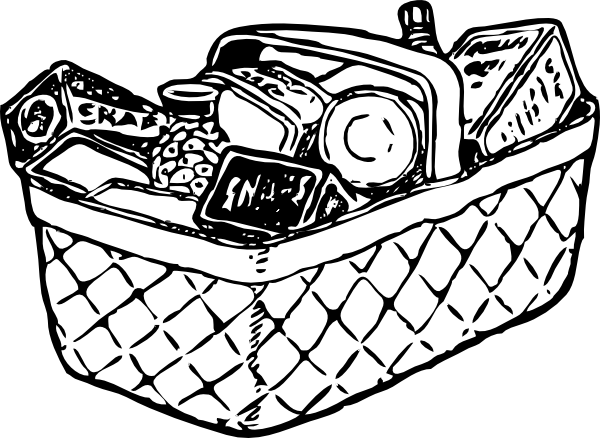 basket drawing easter basket drawing free download on clipartmag basket drawing