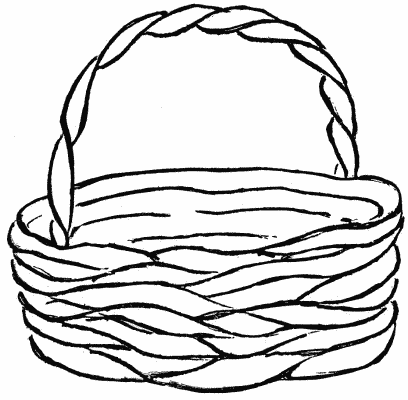 basket drawing wicker basket by pmucks on deviantart basket drawing