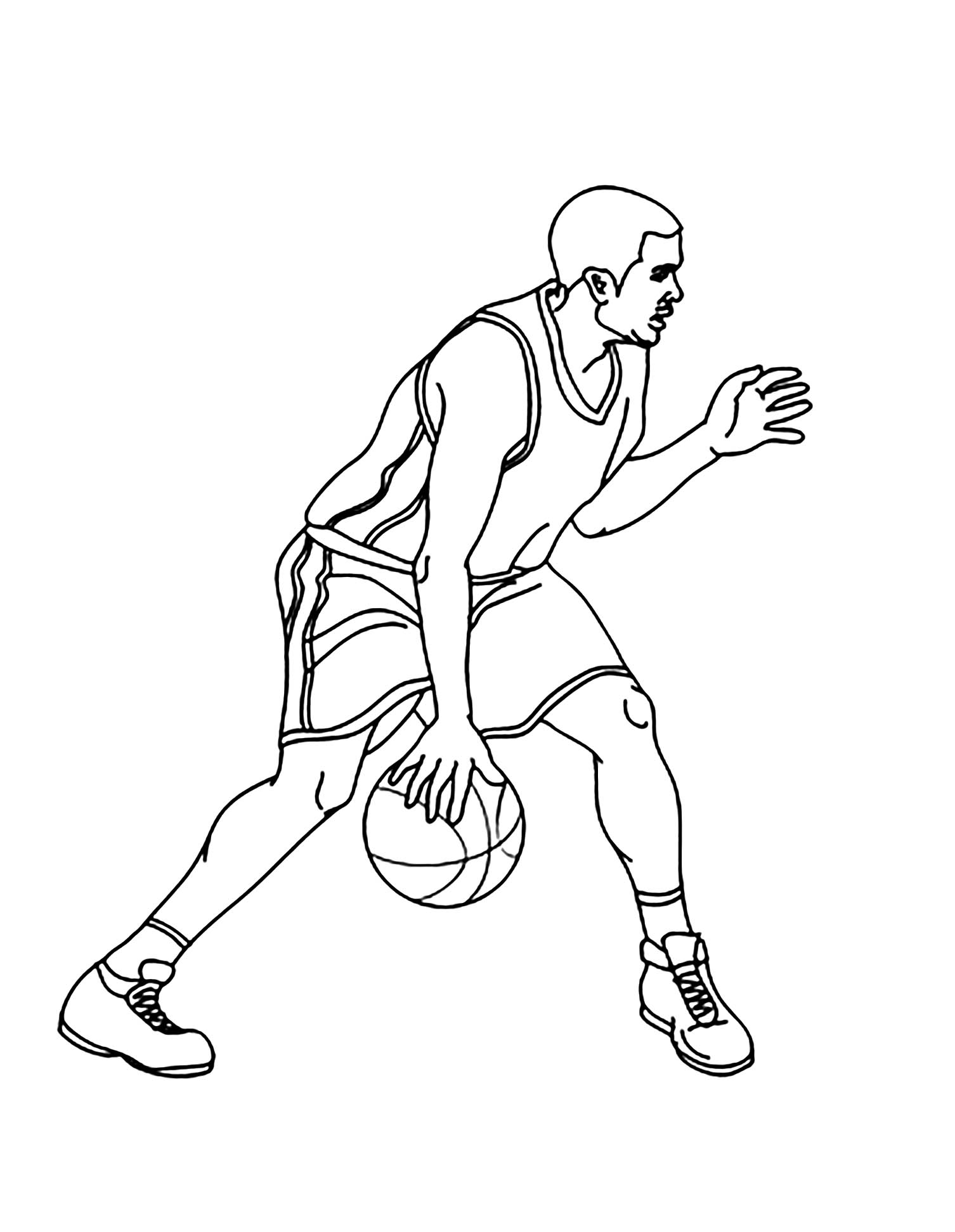 basketball coloring basketball to download for free basketball kids coloring basketball coloring