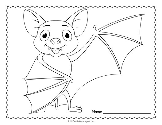 bats coloring pages to print bat coloring page print bats coloring to pages