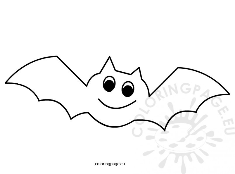 bats coloring pages to print bat coloring pages preschool at getcoloringscom free coloring to print bats pages