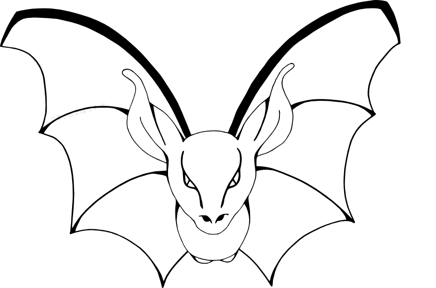 bats coloring pages to print free printable bat coloring pages for kids to pages coloring print bats