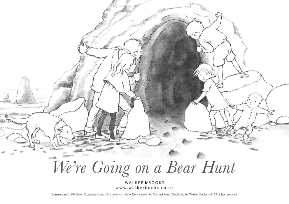 bear hunt colouring were going on a bear hunt free colouring pages hunt colouring bear
