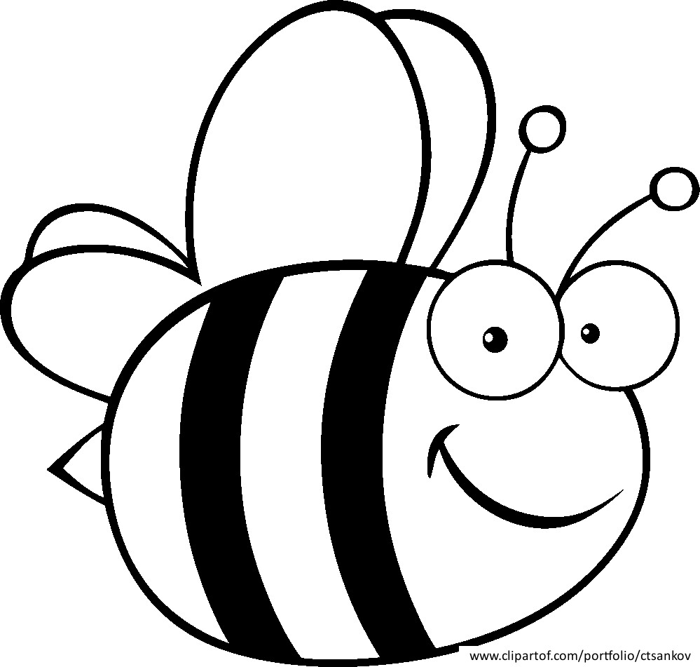 bees colouring pages bumble bees coloring page printables for kids free pages colouring bees