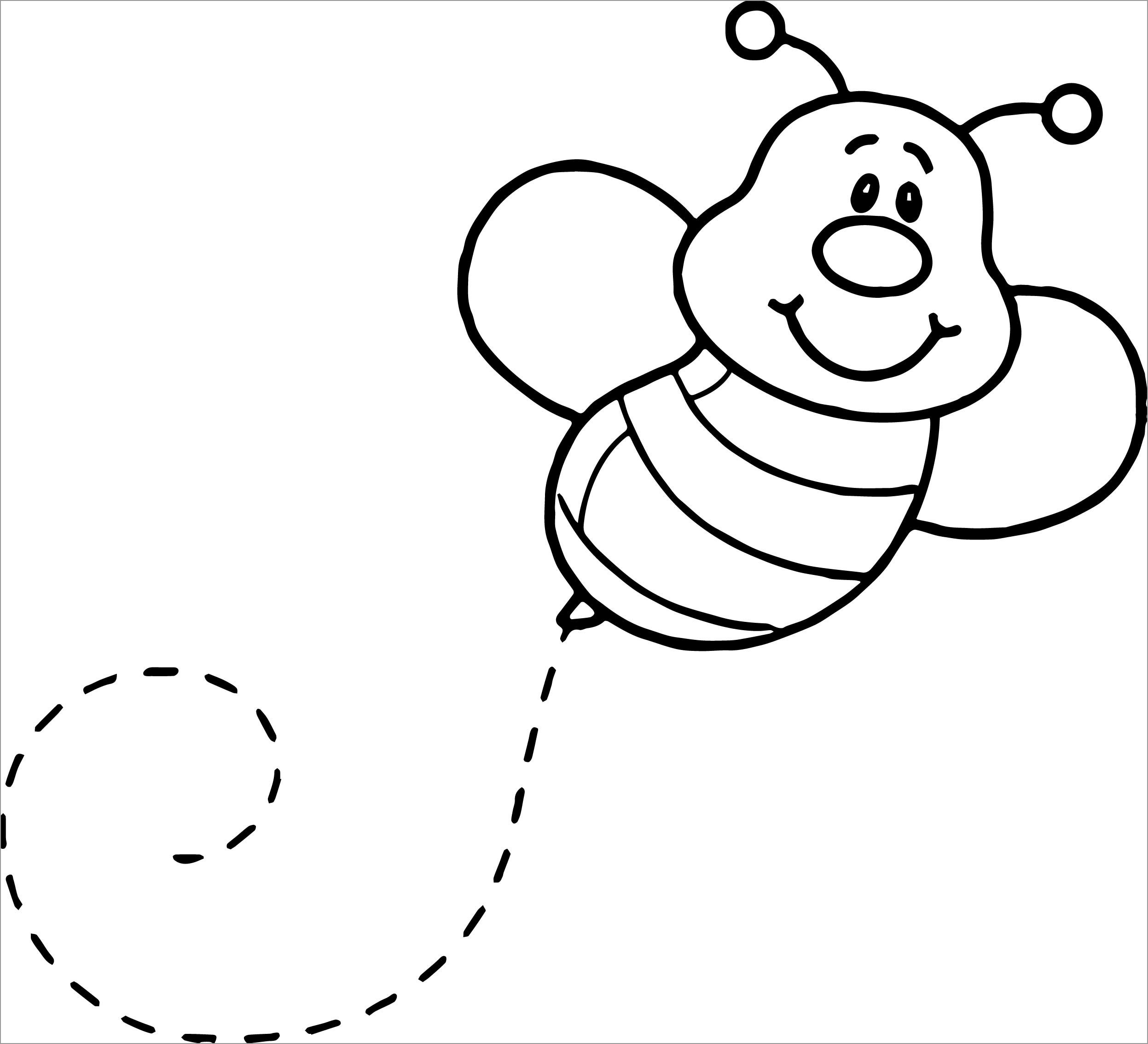 bees colouring pages dancing honey bee coloring pages coloring sky bees colouring pages
