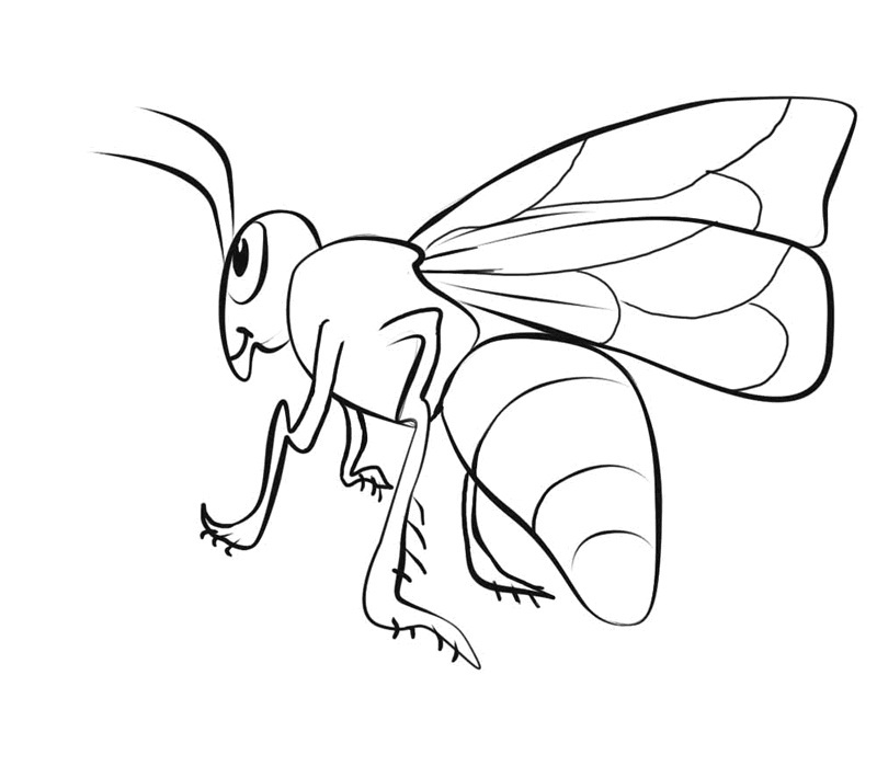 bees colouring pages free printable bee coloring pages for kids bees pages colouring