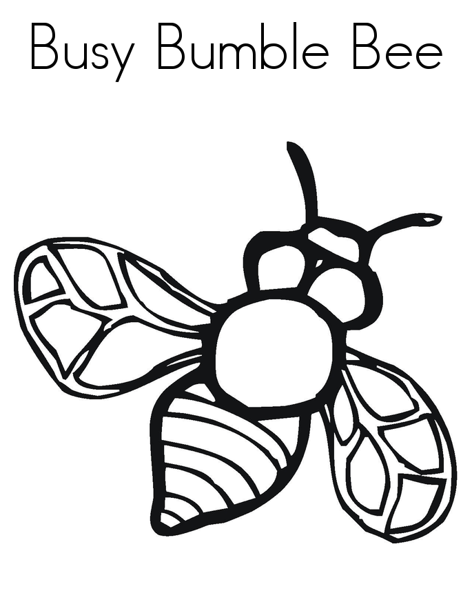 bees colouring pages free printable bumble bee coloring pages for kids colouring bees pages