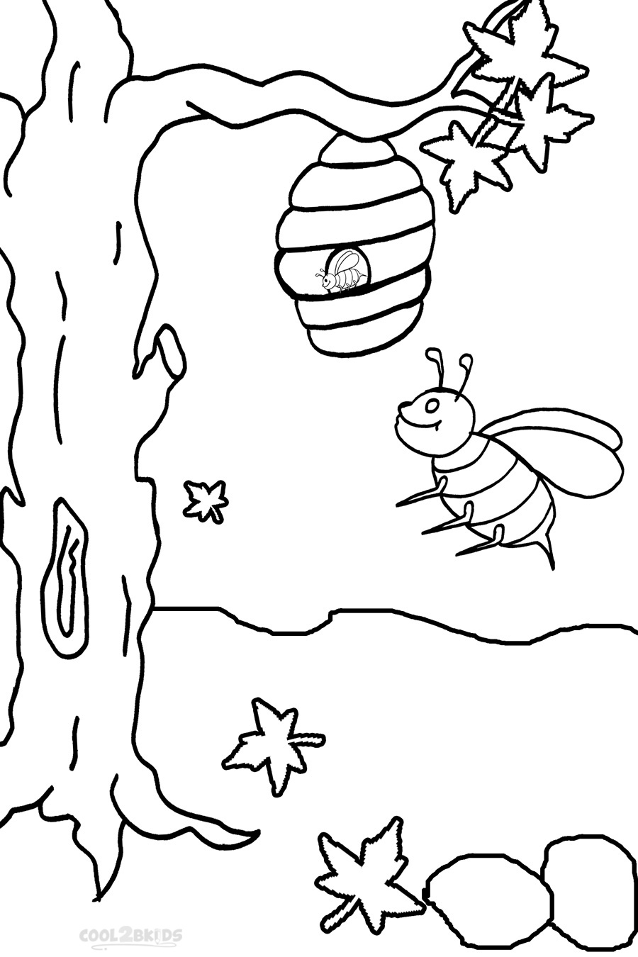 bees colouring pages printable bumble bee coloring pages for kids colouring bees pages