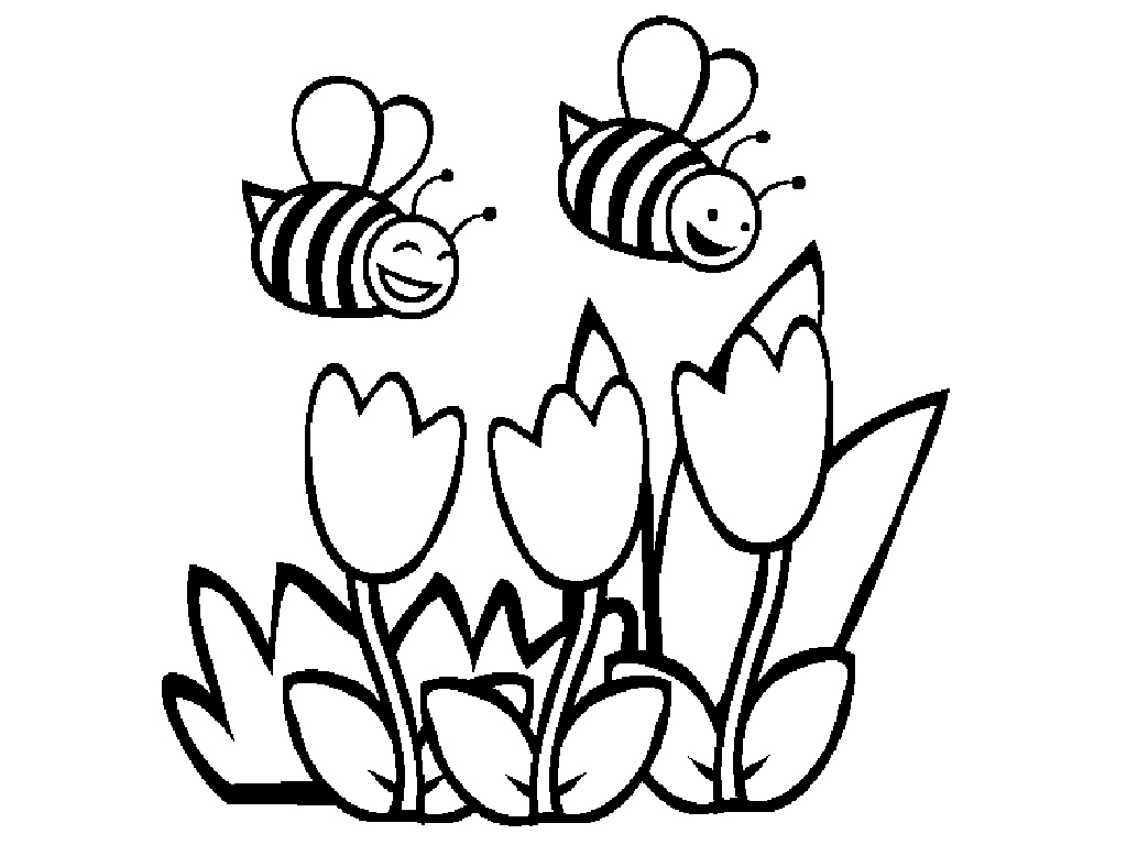bees colouring pages printable happy honey bees coloring page pages bees colouring