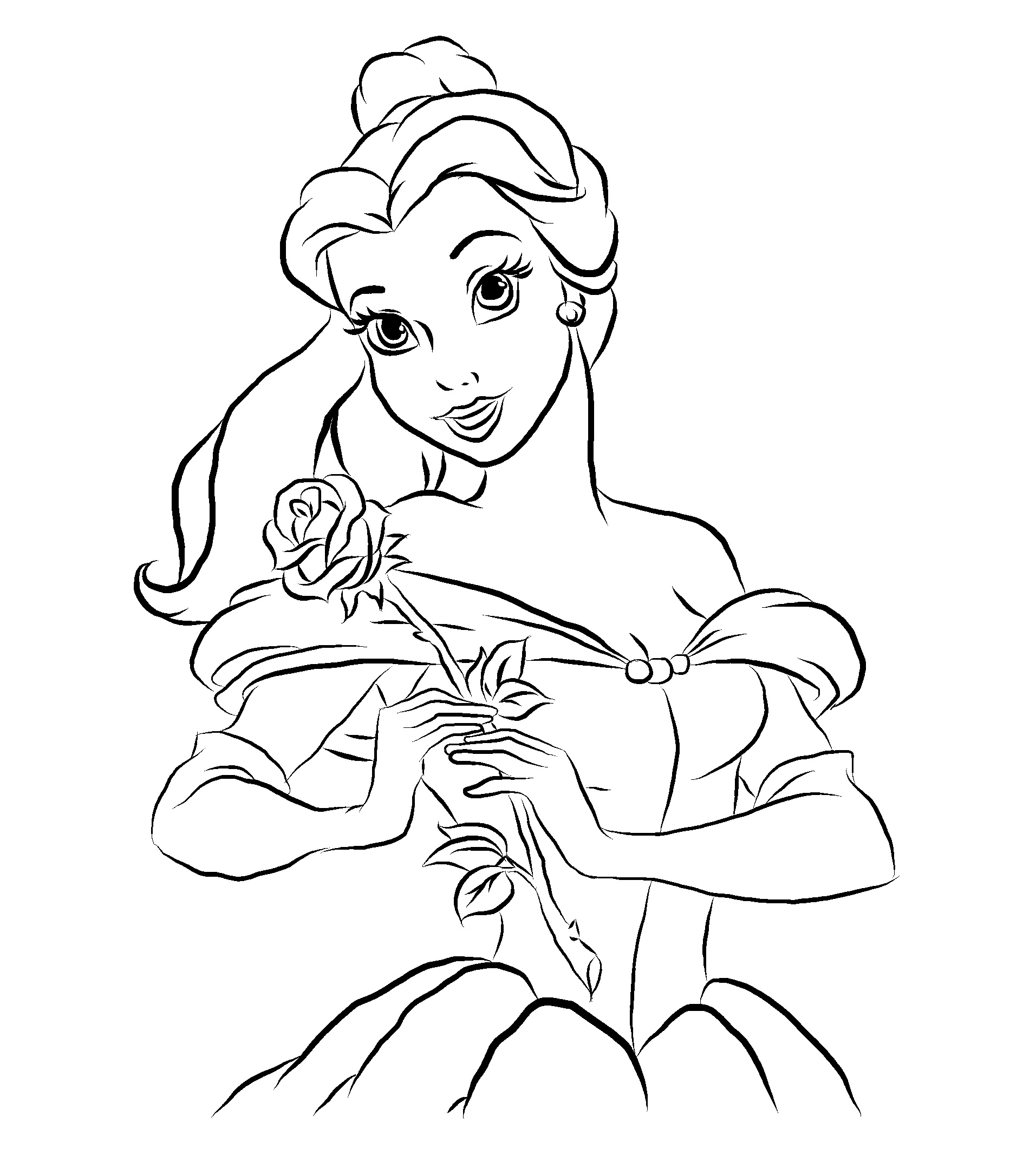 belle drawing 30 day art challenge days 11 14 belle rebecca39s drawing drawing belle