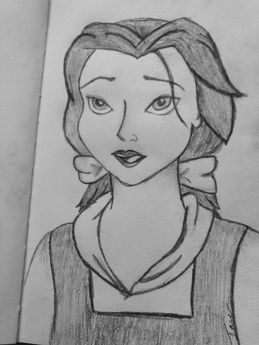 belle drawing halloween belle by natalico on deviantart drawing belle