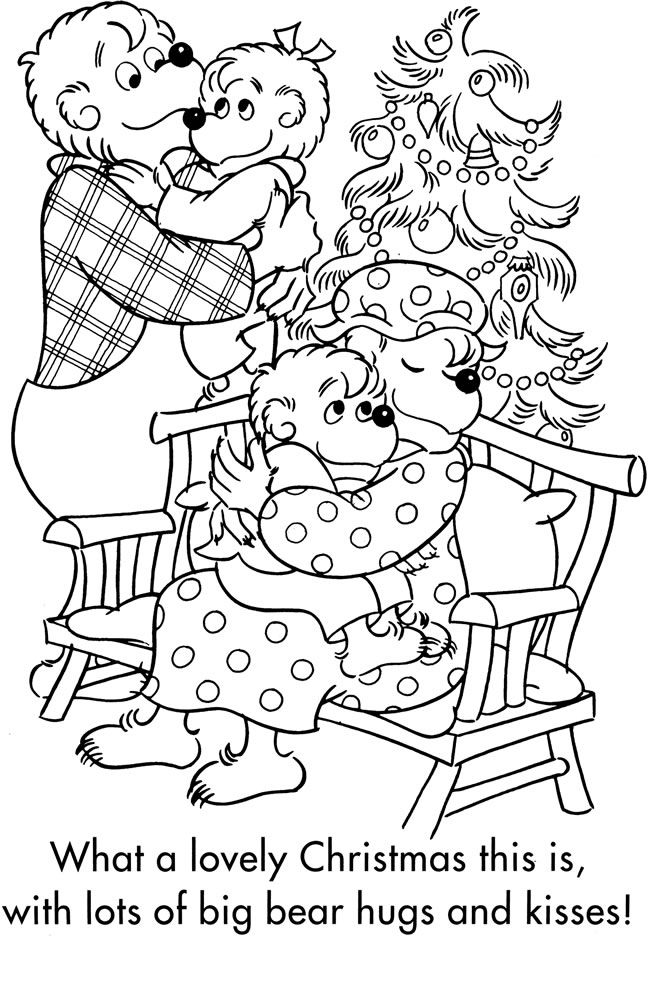 berenstain bears coloring pages 31 best coloring pages berenstain bears images on berenstain pages bears coloring