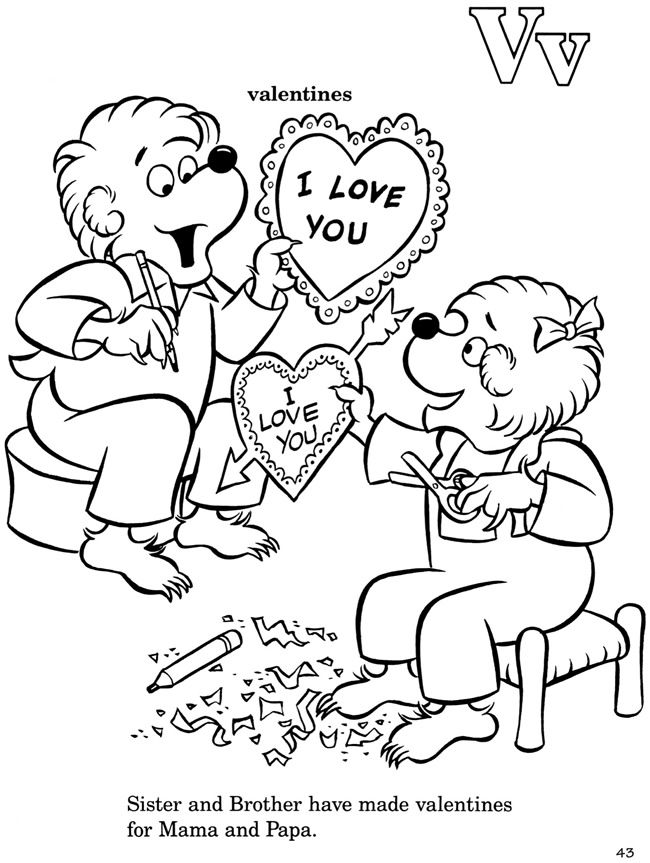 berenstain bears coloring pages berenstain bears treehouse coloring page free printable bears coloring berenstain pages