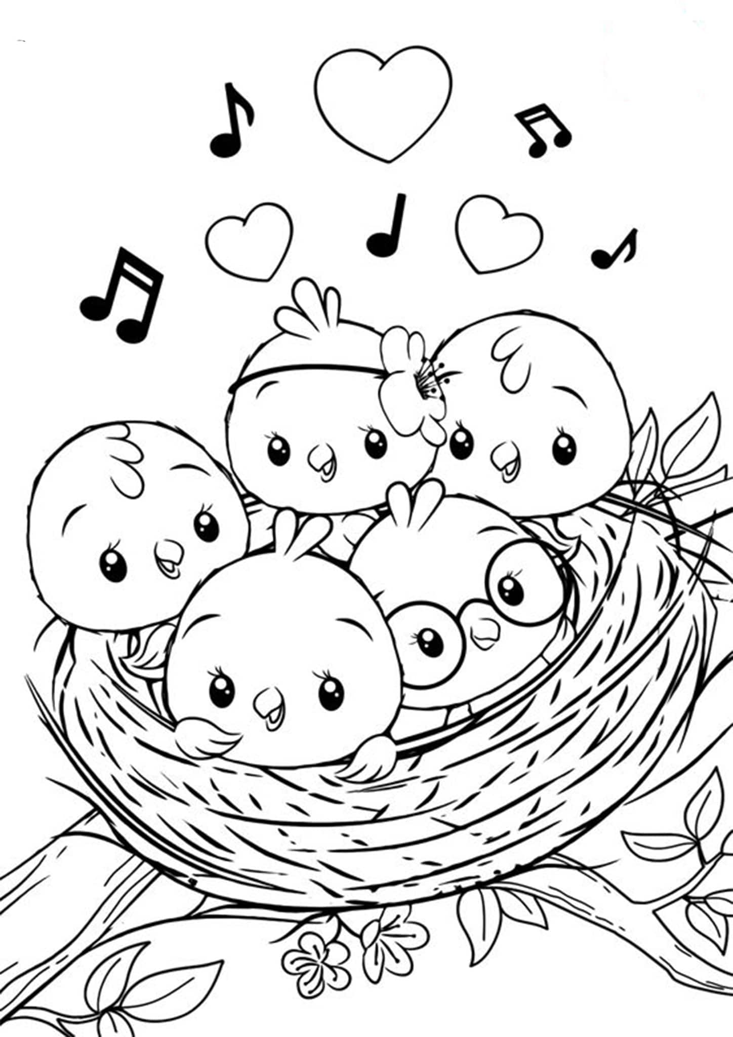 bird coloring images 17 best images about birds on pinterest coloring pages bird images coloring