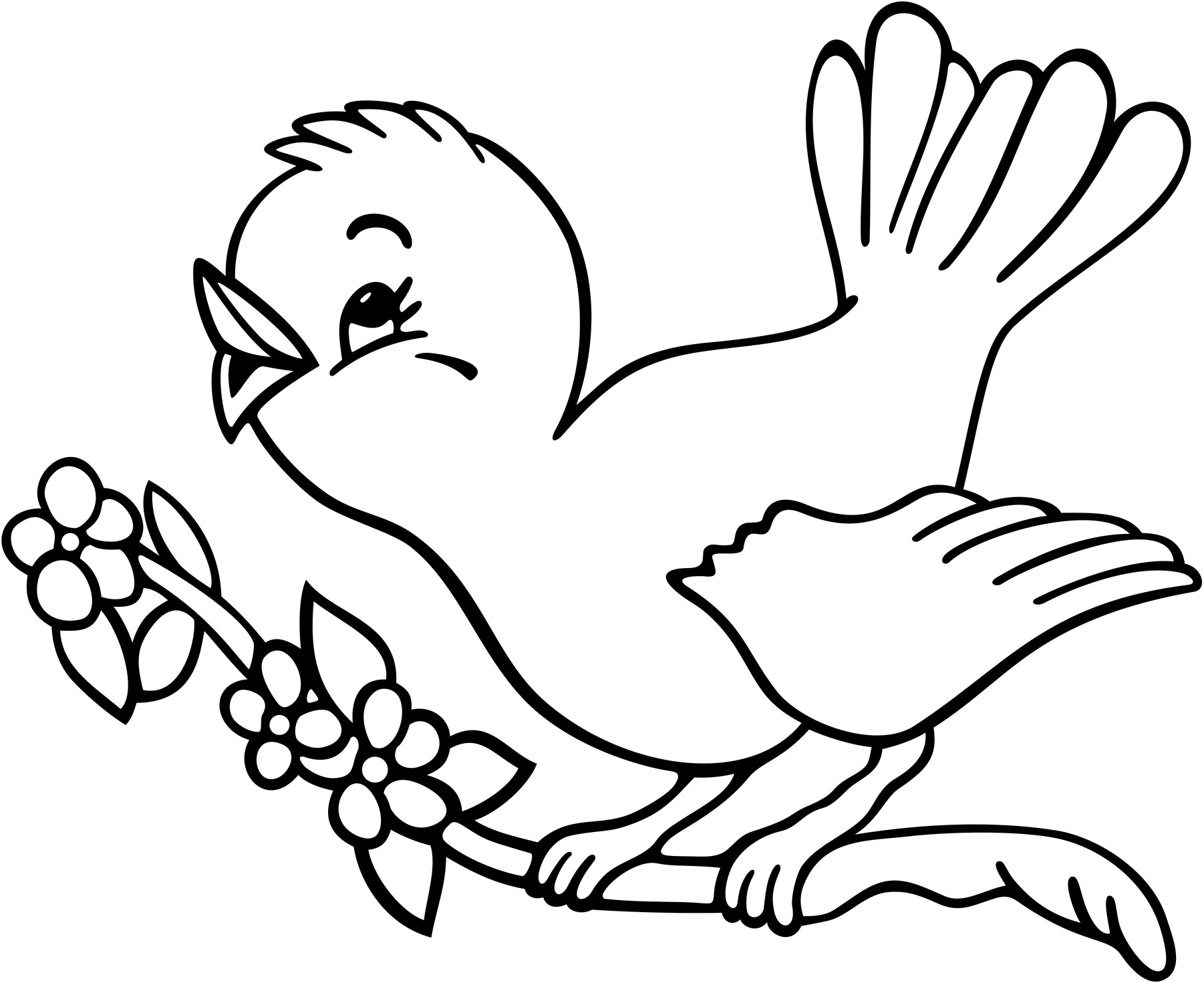 bird coloring images cute tweety coloring page cartoon coloring pages tweety bird images coloring