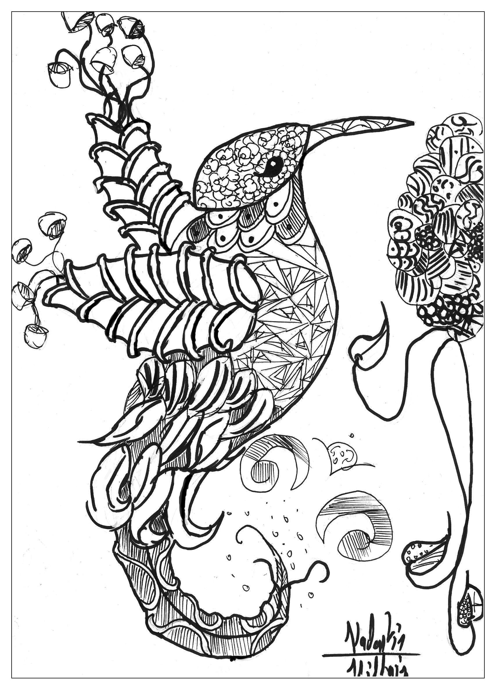 bird coloring pages for adults animals bird valentin birds adult coloring pages adults bird coloring for pages