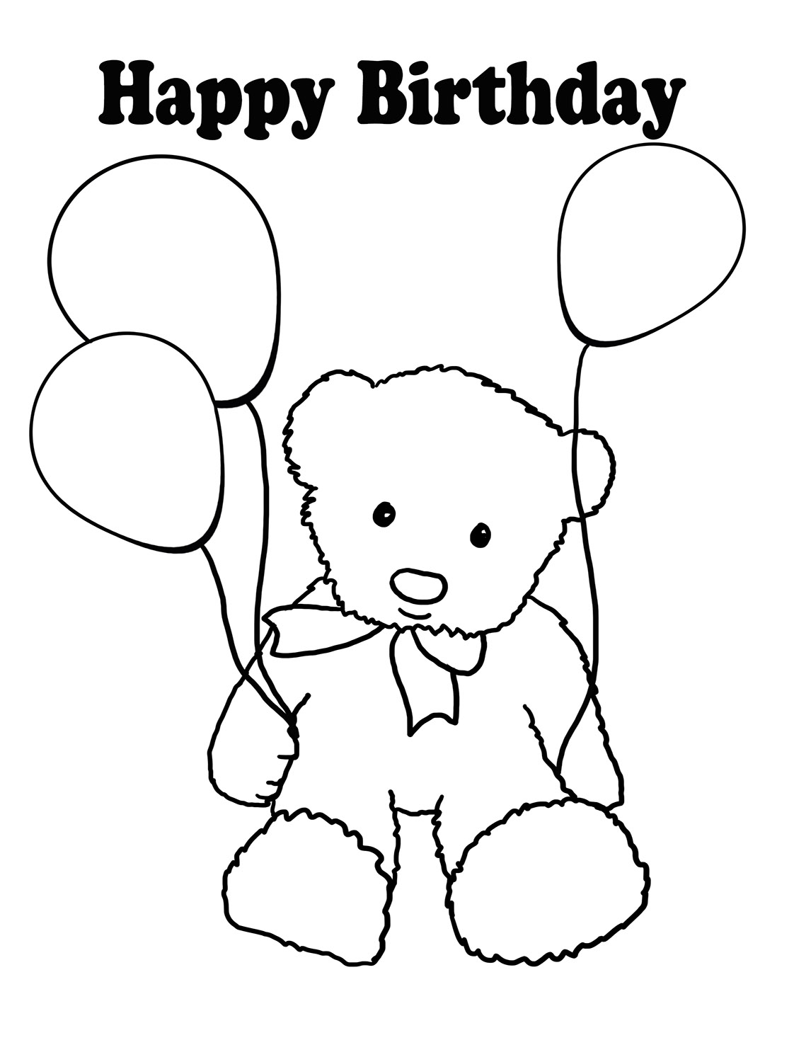 birthday balloons printable 6 best images of balloon stencils free printable free birthday balloons printable