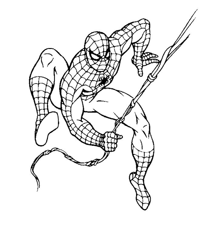 black spiderman coloring black spiderman coloring pages at getcoloringscom free black coloring spiderman