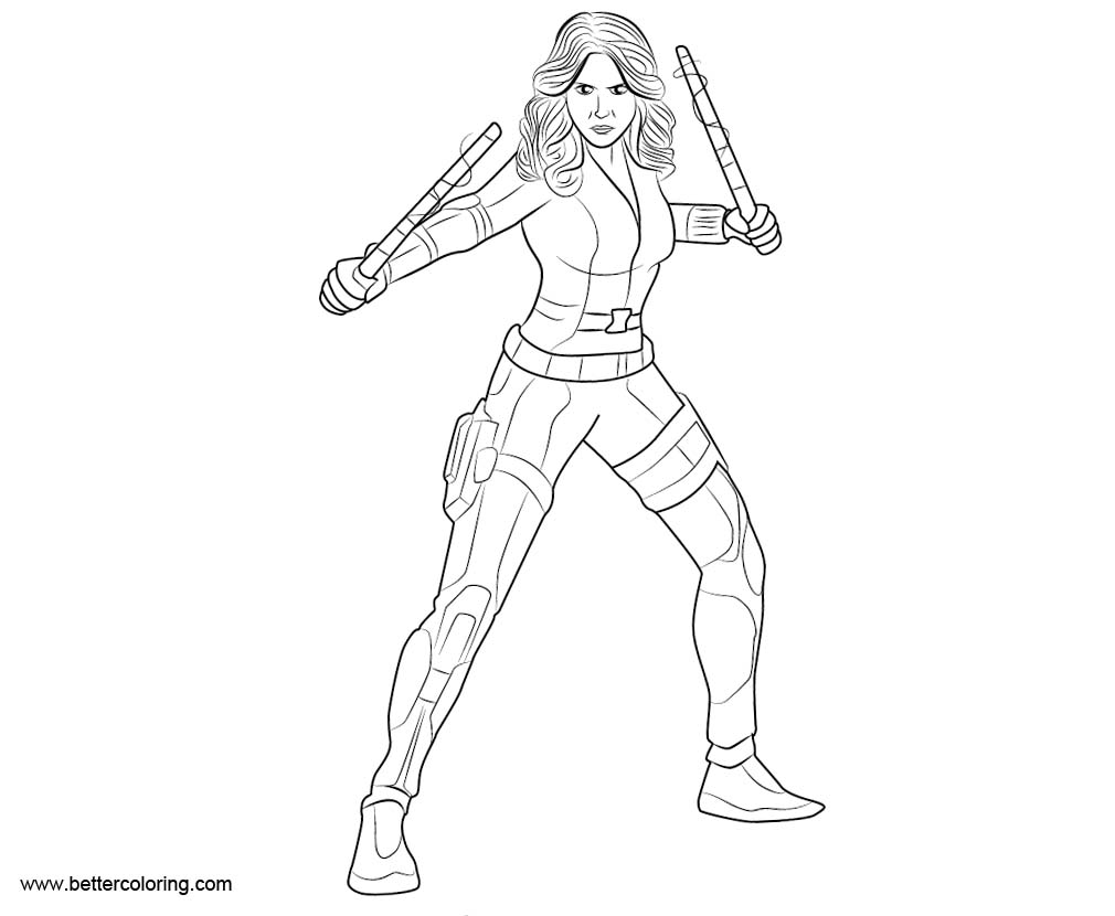 black widow avengers coloring pages color up avengers 2012 coloring pages widow black avengers pages coloring