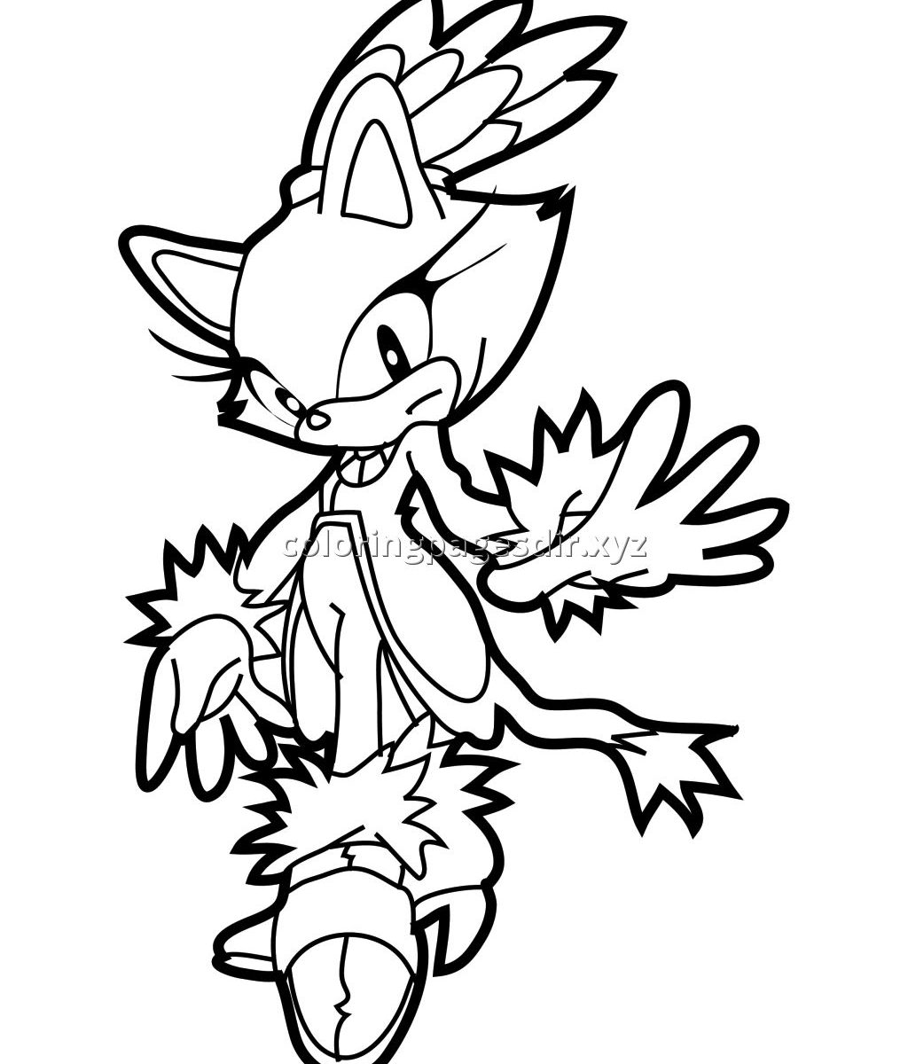 blaze the cat coloring pages blaze the cat coloring pages coloring home pages the coloring cat blaze