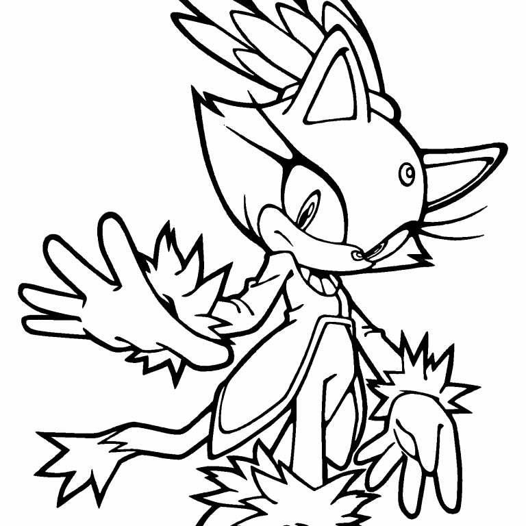 blaze the cat coloring pages blaze the cat coloring pages getcoloringpagescom cat pages blaze coloring the