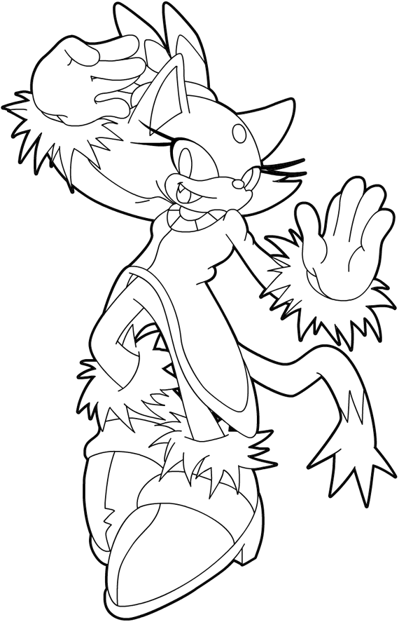 blaze the cat coloring pages coloring pages blaze the cat coloring pages cat coloring the pages blaze