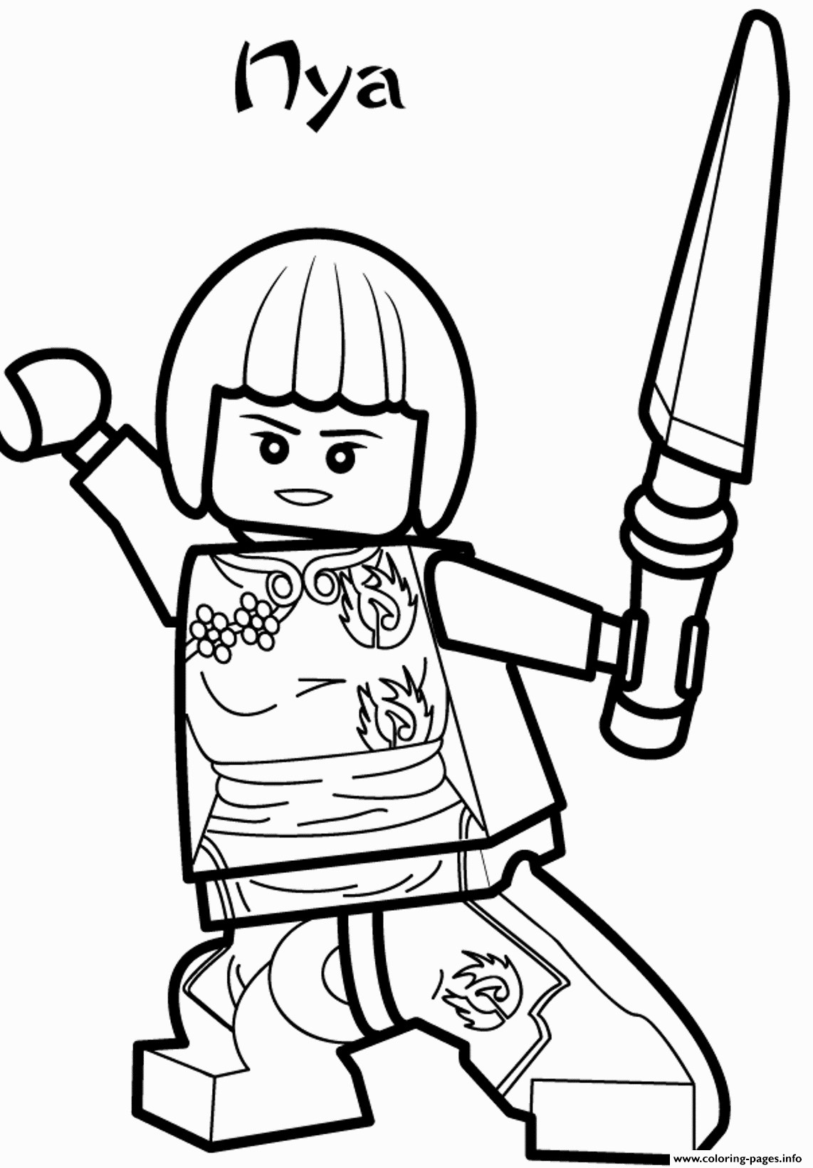 blue ninja coloring pages 41 best images about ninjago on pinterest free printable blue coloring ninja pages