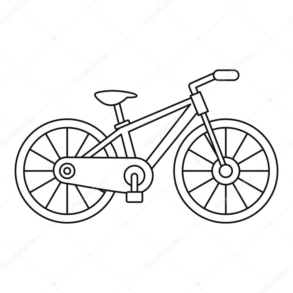 bmx bike outline clipart bicycle outline clipart bicycle outline bmx outline bike