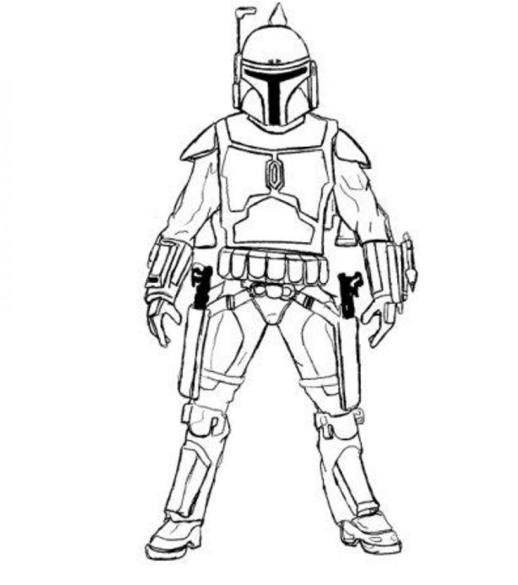 boba fett coloring pages boba fett by sean forney coloring boba fett pages