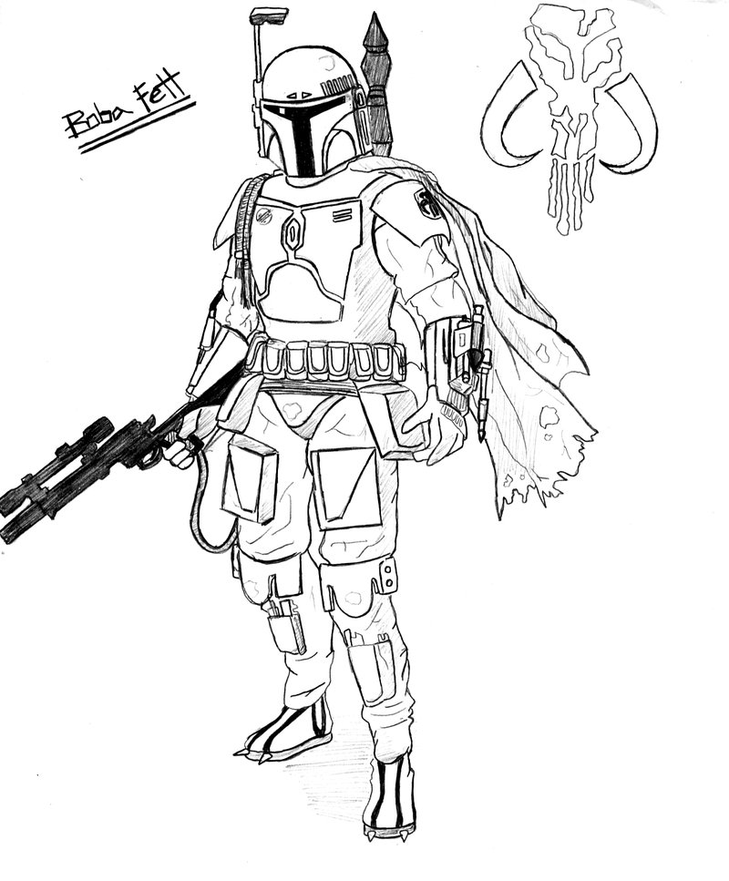 boba fett coloring pages boba fett coloring pages to download and print for free boba pages coloring fett