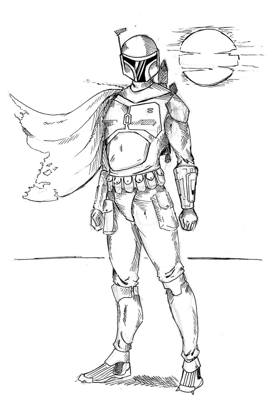 boba fett coloring pages star wars coloring pages boba fett coloring home boba coloring fett pages