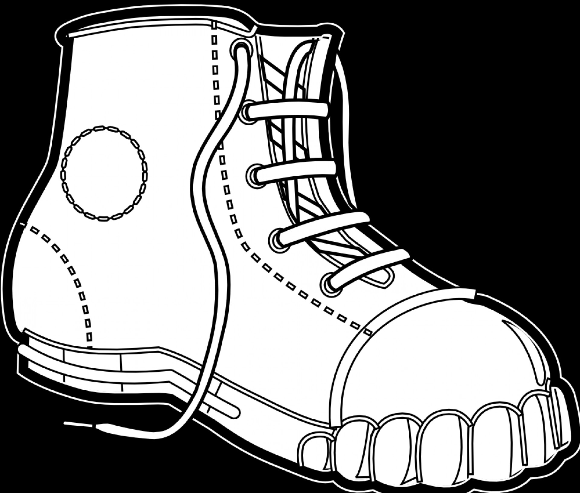 boot draw boots fashion pic boots clip art boot draw