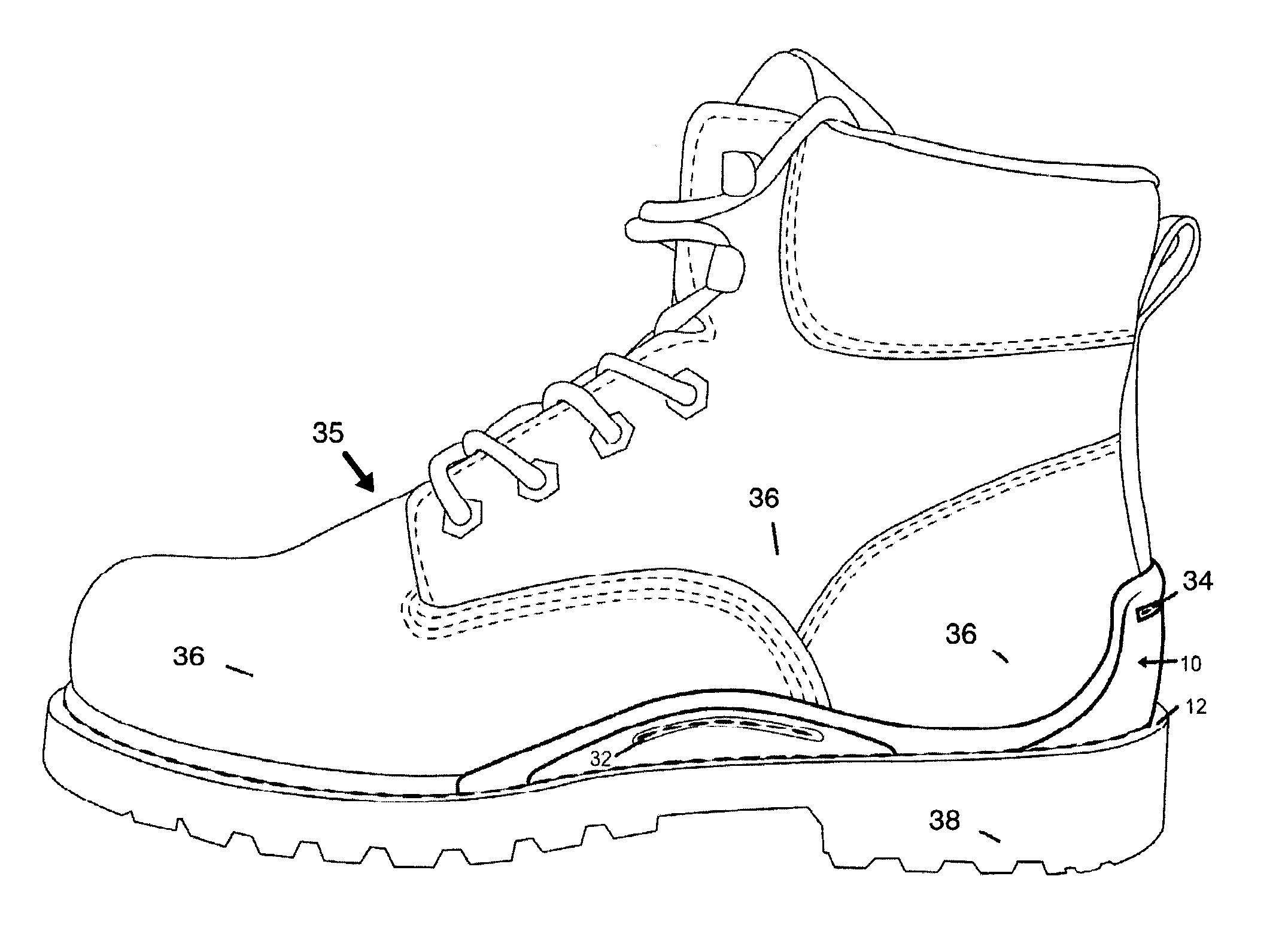 boot draw cowboy boot line drawing at getdrawings free download boot draw
