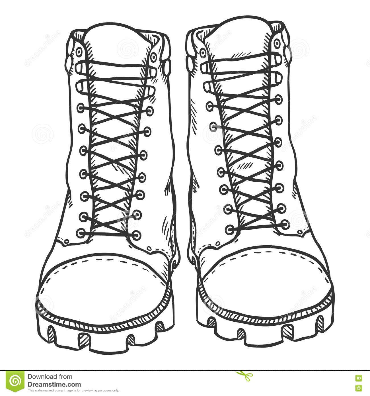 boot draw cowboy boot line drawing at paintingvalleycom explore draw boot