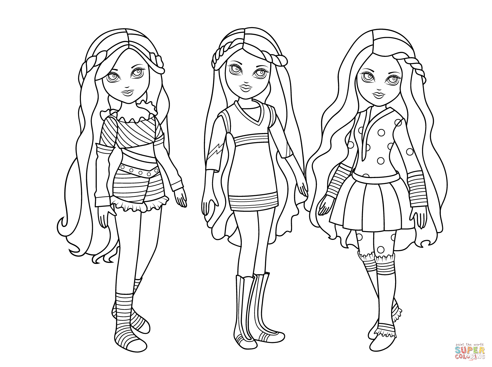 boxy girls coloring pages candy box chibi commission sketch by yampuff on deviantart boxy coloring girls pages