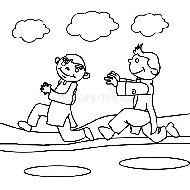 boy running coloring page jogging activity boy coloring page wecoloringpagecom boy running coloring page