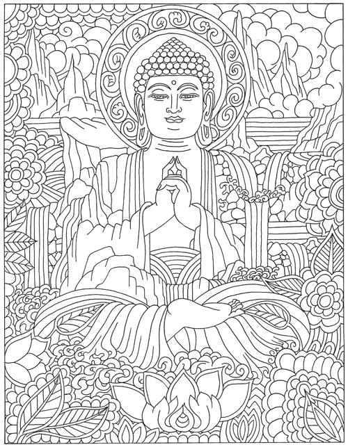 buddhist coloring pages buddha coloring page coloring home coloring pages buddhist