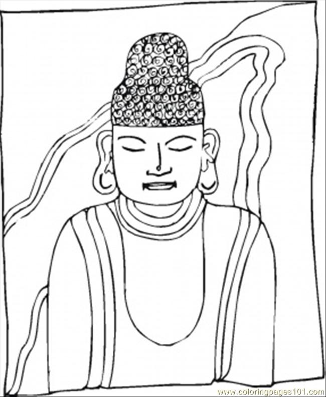 buddhist coloring pages buddha colouring page 2 pages coloring buddhist