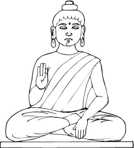 buddhist coloring pages buddha colouring pages for adults google search coloring buddhist pages