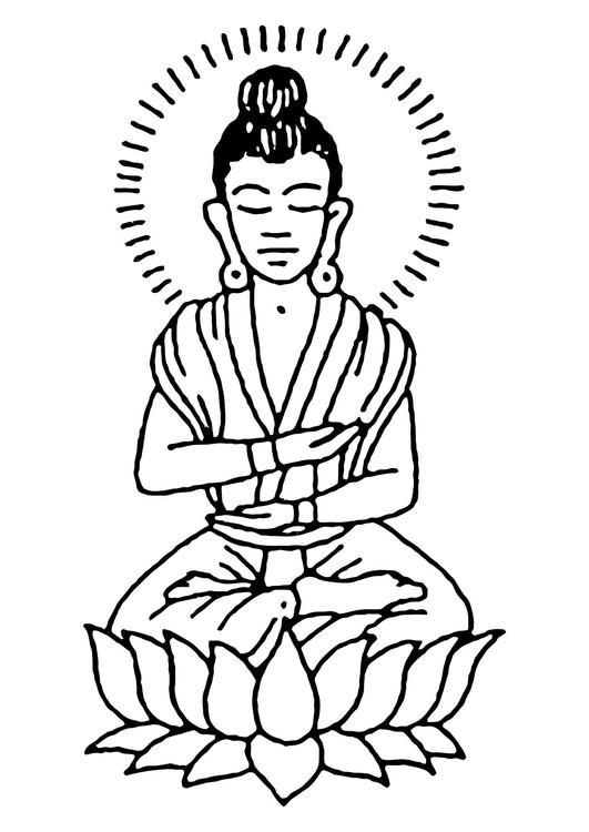 buddhist coloring pages buddha elephant drawing at getdrawings free download pages coloring buddhist