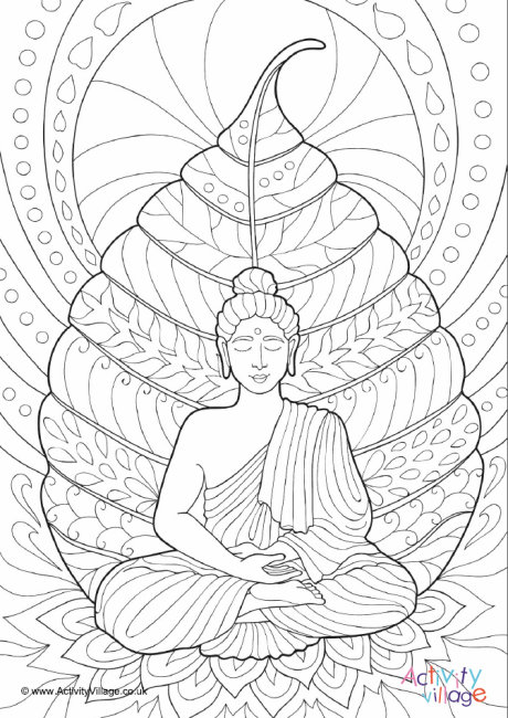 buddhist coloring pages coloring pages buddha countries gt india free printable coloring pages buddhist